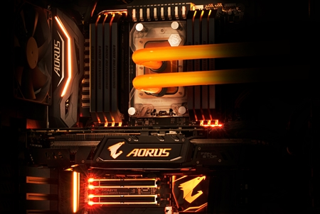 X399 AORUS Gaming 7- Perfect for Both Gaming and Workstation